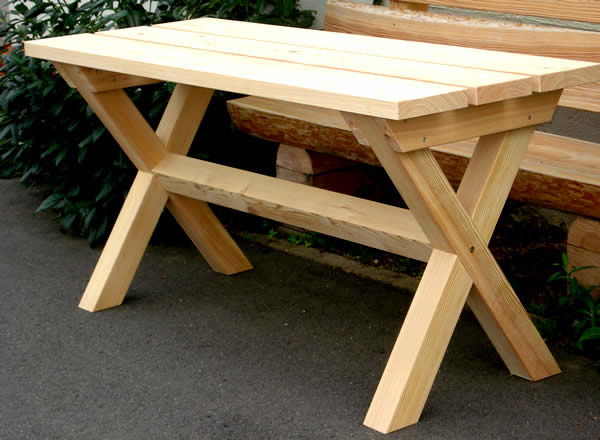 Terrassentisch Garnitur Terrassengarnitur Holz Massiv Eiche
