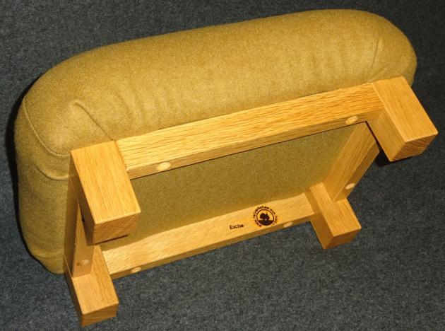fu hocker gerlinde filz 20cm fu bank fu schemel. Black Bedroom Furniture Sets. Home Design Ideas