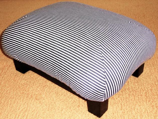 fu hocker douglas 20cm polsterstoff fu bank. Black Bedroom Furniture Sets. Home Design Ideas