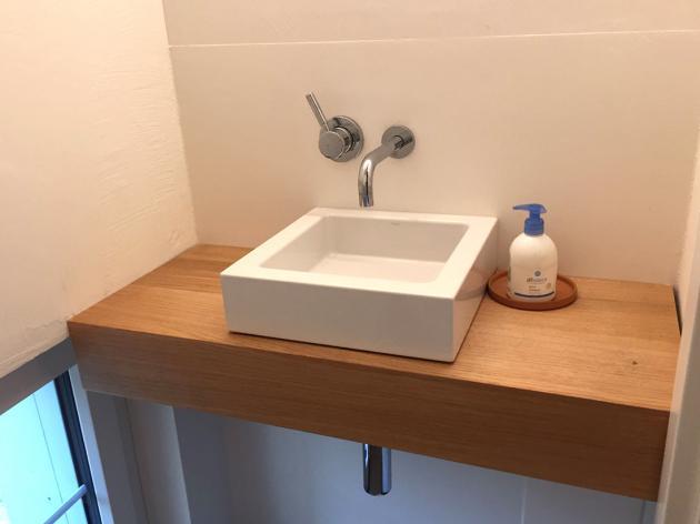 waschtischunterschrank aus holz modern massiv eiche waschtisch unterschrank holz. Black Bedroom Furniture Sets. Home Design Ideas