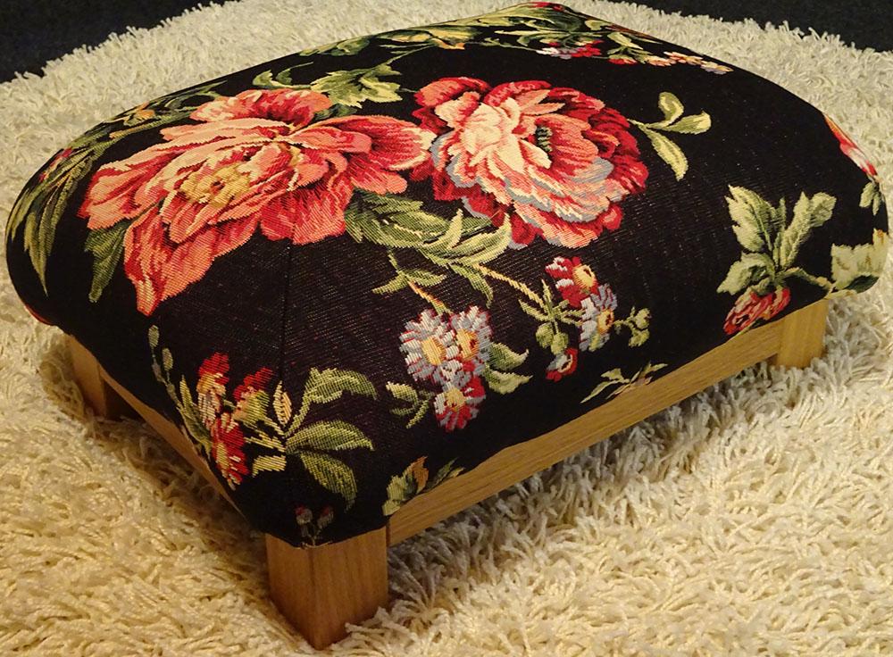 fu hocker rosalia 20cm h he fu bank fu schemel. Black Bedroom Furniture Sets. Home Design Ideas