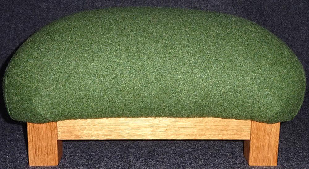 fu hocker alois filz 20cm fu bank fu schemel. Black Bedroom Furniture Sets. Home Design Ideas